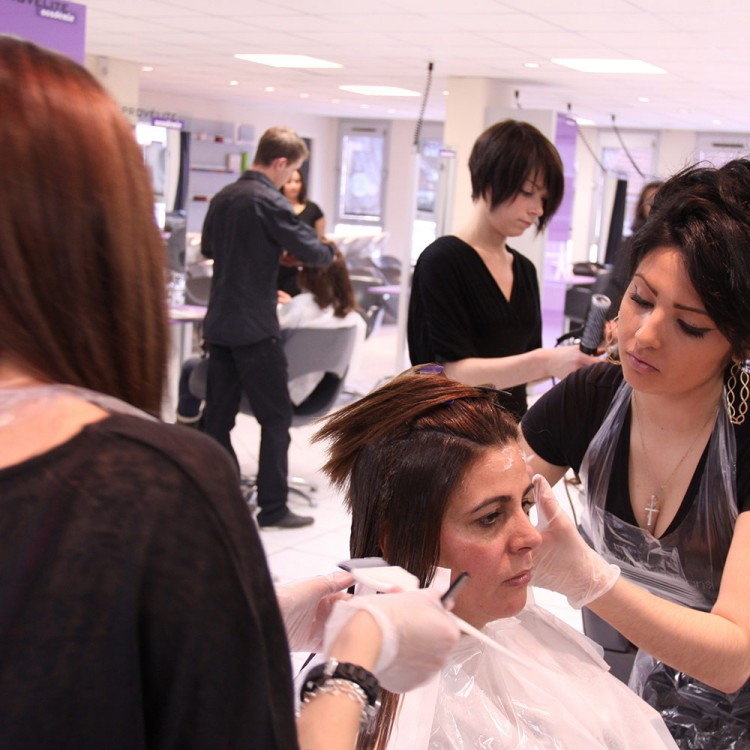 Ecole international de coiffure paris